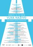 Vlna naživo - Košice - plagát